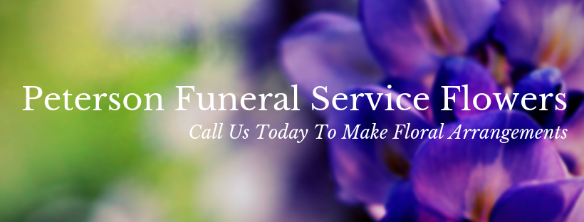 Peterson Funeral Service Flowers